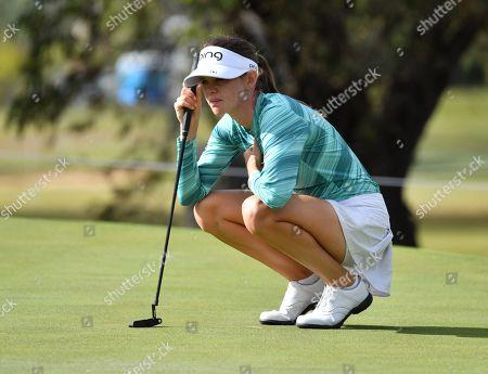 Women's Australian Open, First Round