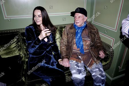 Catherine Bailey and David Bailey