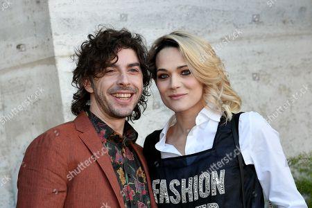 Michele Riondino, Laura Chiatti