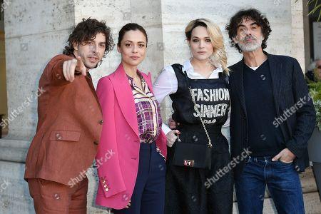 Michele Riondino, Valeria Bilello, Laura Chiatti, Thomas Trabacchi