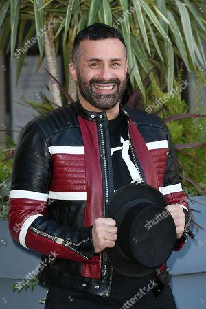 Stock Image of Choreographer Luca Tommassini