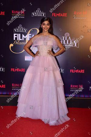 Editorial photo of Filmfare Glamour and Style Awards, Mumbai, India - 12 Feb 2019