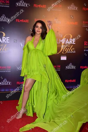 Editorial picture of Filmfare Glamour and Style Awards, Mumbai, India - 12 Feb 2019