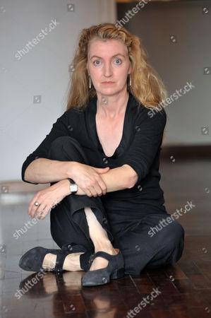 Stock Photo of Rebecca Solnit
