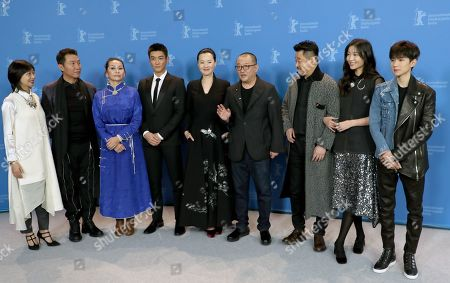 Editorial image of So Long, My Son Photocall, 69th Berlin Film Festival, Germany - 14 Feb 2019