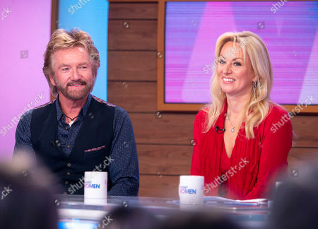 Editorial picture of 'Loose Women' TV show, London, UK - 14 Feb 2019