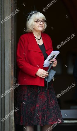 Celia Martin, partner of Keith Floyd
