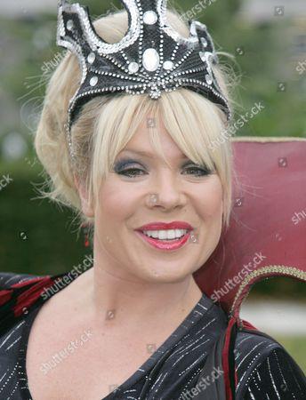Letitia Dean as The Wicked Queen Letitia Dean as The Wicked Queen