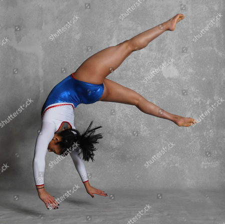 Gymnast Ellie Downie.