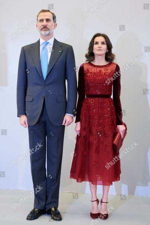 Spanish Royals visit to Morocco
