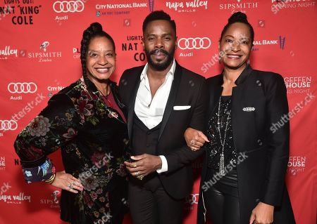 """Editorial image of Geffen Playhouse's Opening Night of the West Coast Premiere of Lights Out: Nat """"King"""" Cole, Los Angeles, USA - 12 Jan 2019"""