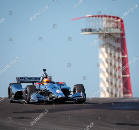 IndyCar spring training, Austin