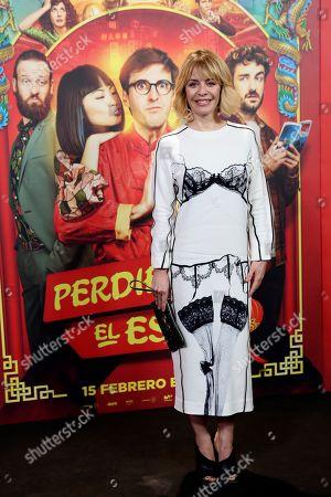 Editorial picture of 'Perdiendo el este' premiere in Madrid, Spain - 14 Feb 2019