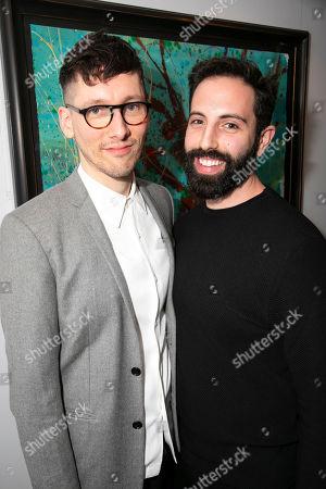 Tom Scutt (Director) and Jordan Fein