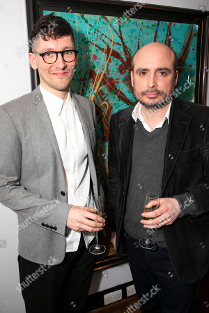 Editorial image of 'Berberian Sound Studio' party, After Party, London, UK - 14 Feb 2019