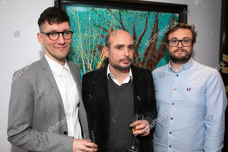 Editorial picture of 'Berberian Sound Studio' party, After Party, London, UK - 14 Feb 2019