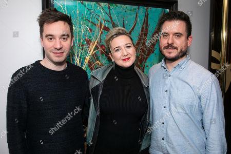 James Graham, Josie Rourke (Artistic Director) and Michael Longhurst