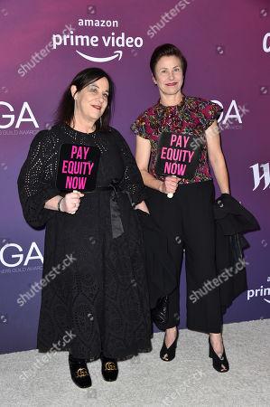 Arianne Phillips and Nancy Steiner
