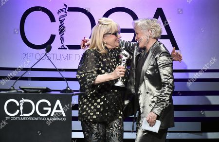 Glenn Close - Spotlight Award Recipient - Presented by Ellen Mirojnick
