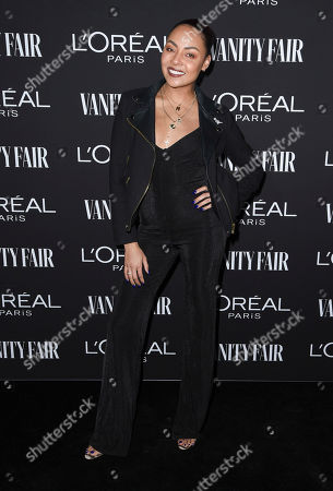Editorial image of Vanity Fair and L'Oreal Paris' New Hollywood Party, Arrivals, Ysabel, Los Angeles, USA - 19 Feb 2019