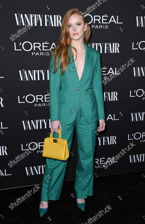 Editorial picture of Vanity Fair and L'Oreal Paris' New Hollywood Party, Arrivals, Ysabel, Los Angeles, USA - 19 Feb 2019