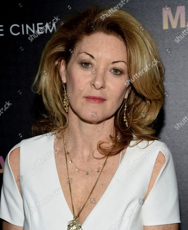 """Ondi Timoner attends a special screening of """"Mapplethorpe"""", hosted by The Cinema Society, at Cinepolis Chelsea, in New York"""