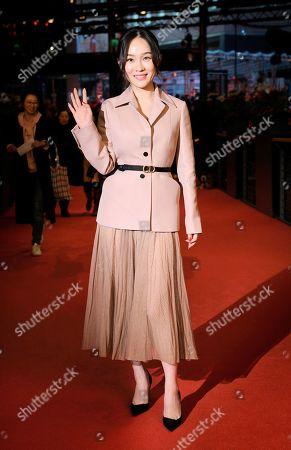 Editorial photo of 'Di jiu tian chang' premiere, 69th Berlin International Film Festival, Germany - 14 Feb 2019