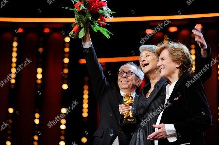 Editorial image of Golden Bear Lifetime Achievement Award, 69th Berlin International Film Festival, Germany - 14 Feb 2019