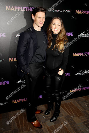 Matt Smith, Eliza Dushku (Producer)