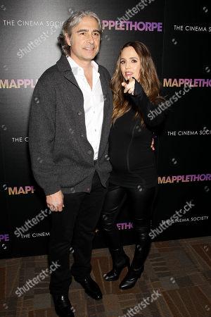 Peter Palandjian, Eliza Dushku (Producers)