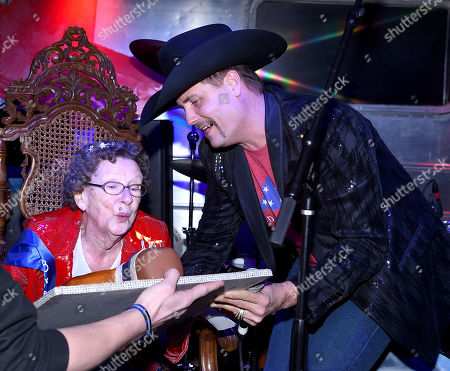 Granny Rich and John Rich
