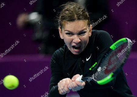 Qatar WTA Total Open, Day 4
