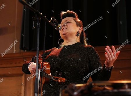 Stock Picture of Eliza Carthy