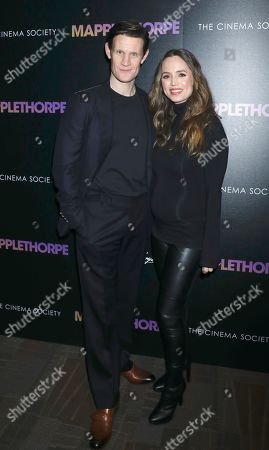 Editorial photo of 'Mapplethorpe' Special Screening, Arrivals, New York, USA - 14 Feb 2019