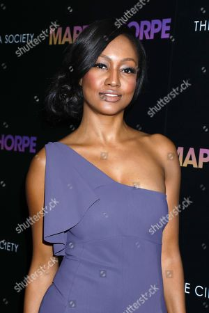 Editorial picture of 'Mapplethorpe' Special Screening, Arrivals, New York, USA - 14 Feb 2019