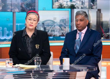 Yvonne Ridley and Dal Babu