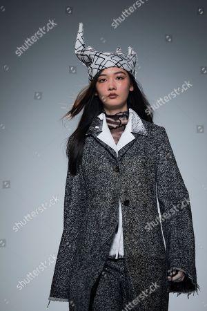 Editorial photo of Fashion A/W ASAI 2019, London, United Kingdom - 15 Feb 2019