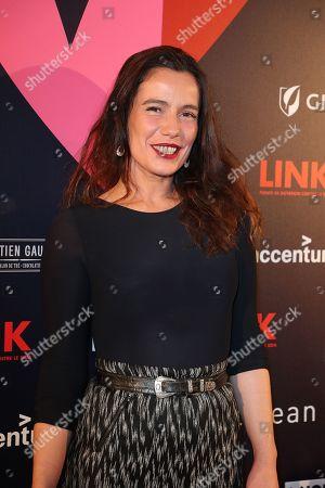 Editorial photo of Paramour Ball, Paris, France - 15 Feb 2019