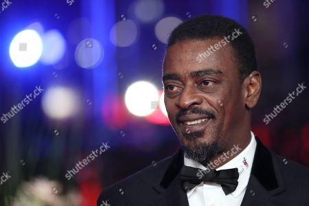Seu Jorge arrives for the premiere of Marighella during the 69th annual Berlin International Film Festival in Berlin, Germany, 15 February 2019. The Berlinale runs from 07 to 17 February.