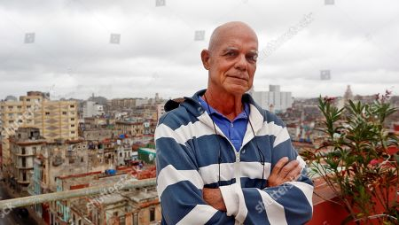 Editorial picture of The 'Dirty trilogy of Havana' by Gutierrez published in Cuba - 15 Feb 2019