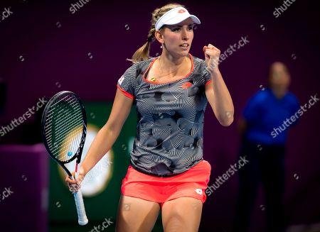 Qatar WTA Total Open, Day 5