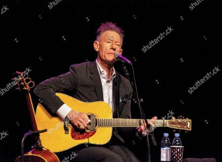 Stock Picture of Lyle Lovett