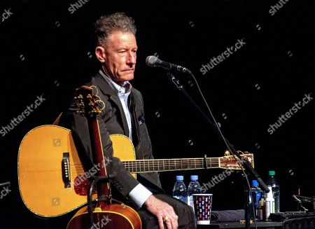 Editorial photo of Lyle Lovett and John Hiatt in concert at The Granada, Kansas, USA - 13 Feb 2019