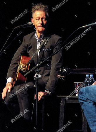 Stock Photo of Lyle Lovett