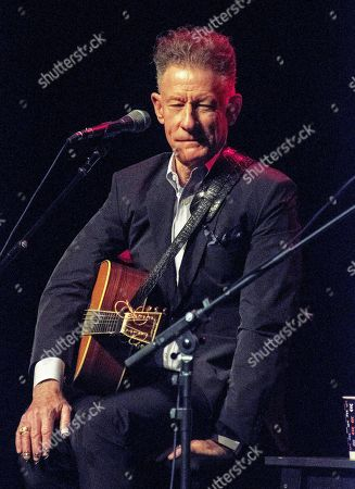 Stock Image of Lyle Lovett