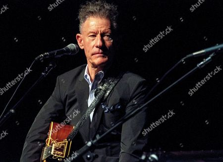 Editorial image of Lyle Lovett and John Hiatt in concert at The Granada, Kansas, USA - 13 Feb 2019