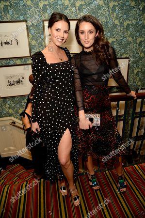 Stephanie Peers and Rosanna Falconer