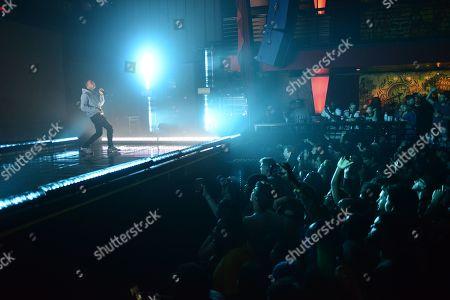Rapper Vince Staples, performs at Revolution Live