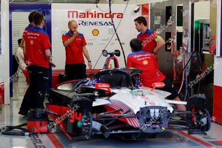 Editorial picture of Mexico City Formula E Grand Prix - 15 Feb 2019