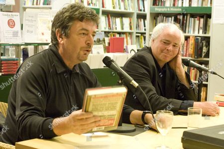 David Aaronovitch and Francis Wheen